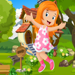 Play Games4King Happy Cute Gir…
