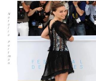 Natalie Portman luce sexy lenceria