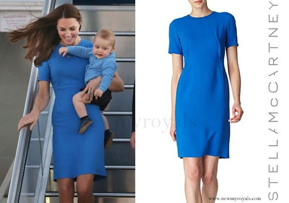 Kate Middleton wore Stella McCartney dress