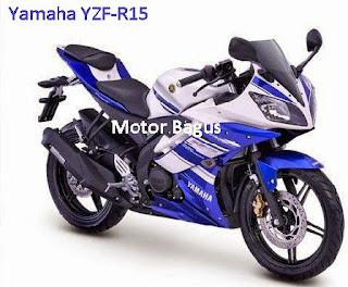 harga motor yamaha YZF-R15