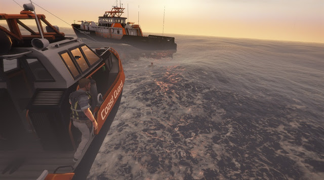 Coast Guard PC Game Free Download Photo
