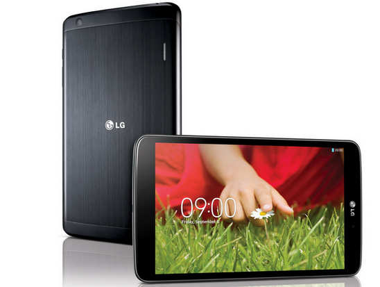LG G Pad 8.3 Specs, Price and Availability