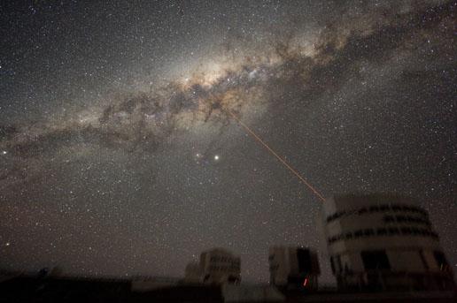 Galaksi Milky Way (Bima Sakti)