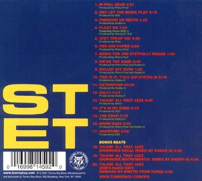 Stetsasonic - In Full Gear (1988)