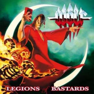Legions of Bastards Lyrics