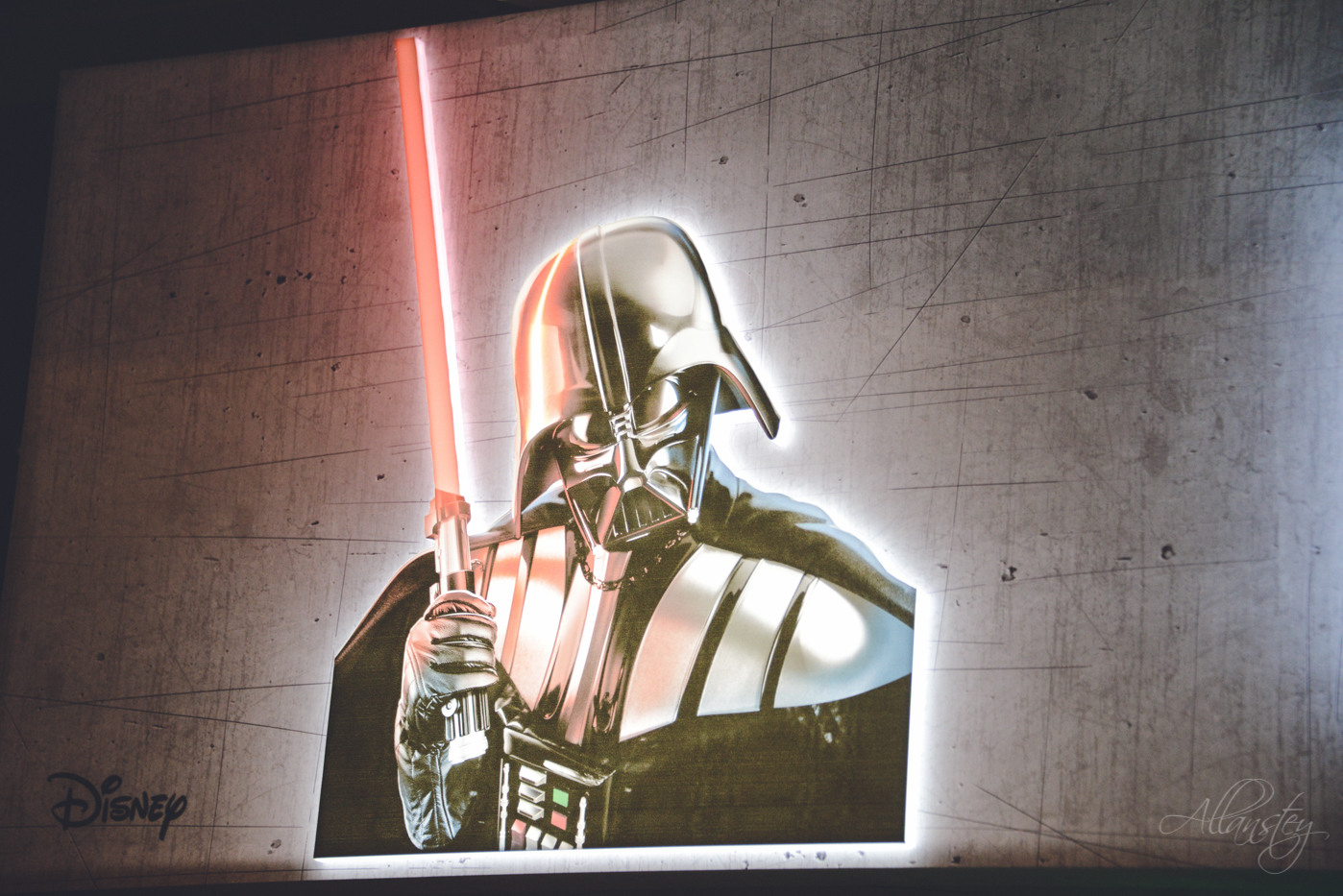 Star Wars in Detsky Mir shop