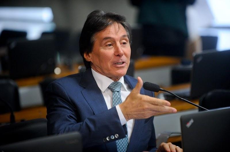 """""""Brasilia"""" Eunício pauta para esta quarta-feira aumento salarial para o STF,"""