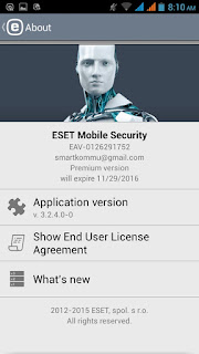 eset mobile security apk