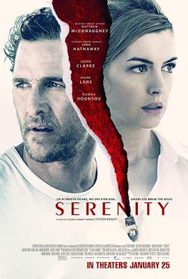 Sinopsis Film Serenity (2019).