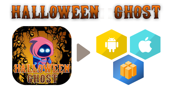 Halloween Ghost - Xcode Project - New generation - 1