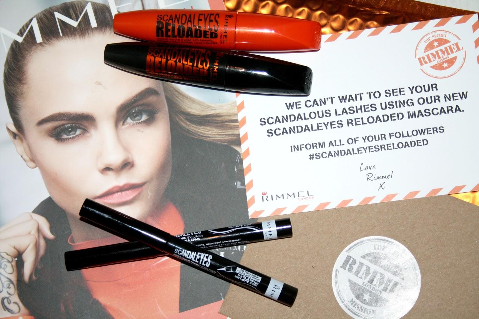 17d1ddffb2e Rimmel: Scandaleyes Reloaded   Beauty Queen UK   Bloglovin'