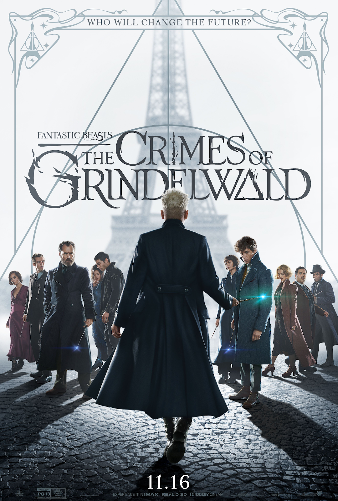 Guia para os novos personagens de Animais Fantásticos: Os Crimes de Grindelwald