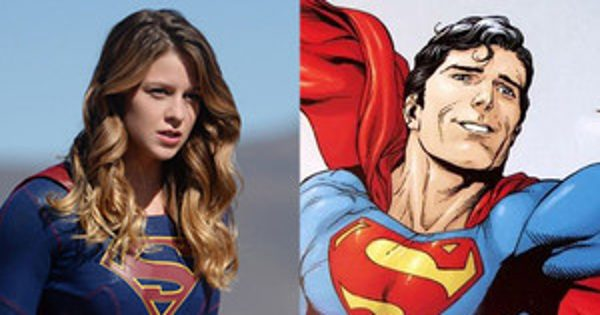 Supergirl Superman