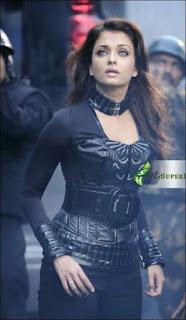 Aishwarya Rai In Skin Fit Dress