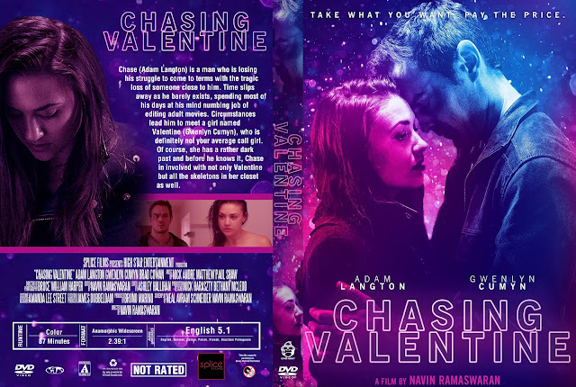 Chasing Valentine DVD Cover