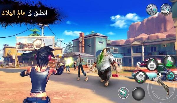 لعبة Dead Rivals – Zombie MMO متوفرة على الأندرويد لكن هل تستحق وقتك؟