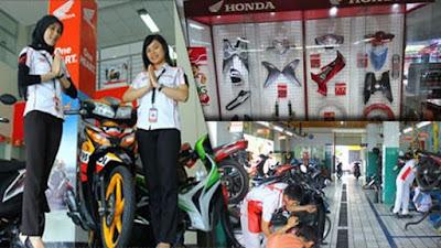 Harga Sparepart Motor Honda