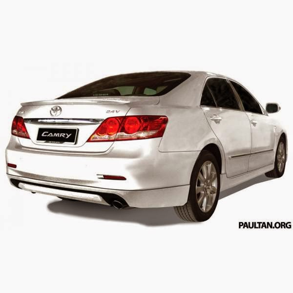 add on Toyota Camry TRD 06-09