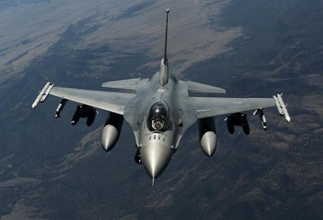 Foto: sargento primero David Salanitri Fuerza Aérea de EE.UU.