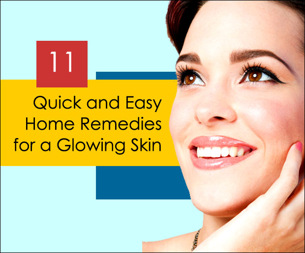 Natural Tips to get Fair Glowing Skin