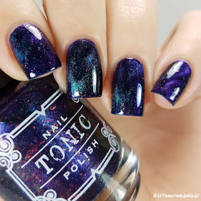 Tonic Polish Becoming Holiday Duo Swatches and Review