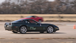 #77 BS 1995 Chevrolet Corvette