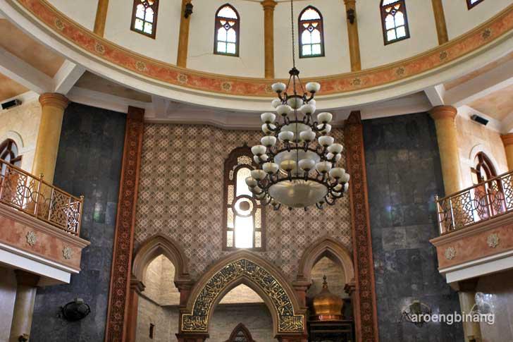 masjid jami baiturrahman robayan jepara