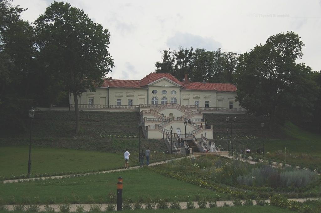 Dawna oranżeria Ignacego Krasickiego w Lidzbarku Warmińskim
