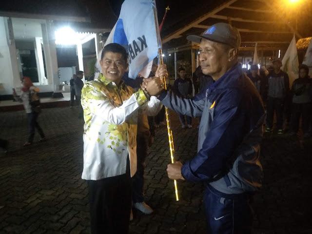 Atlet Bone 250 Orang Didampingi 141 Orang Official dan 4 Orang Mekanik serta 63 Orang Pejabat