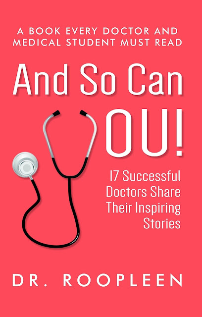 Book Review : And So Can You - Dr. Roopleen