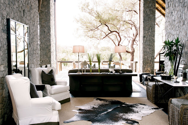 Interiors African Safari Lodges 4