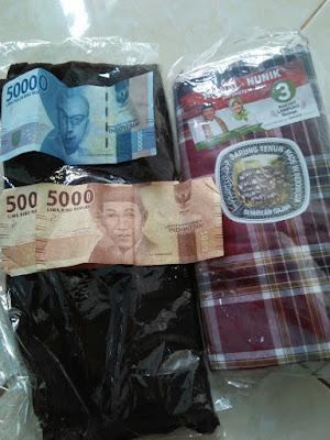 Panwaslu Pringsewu Tindaklanjuti Temuan Pembagian Sarung, Kerudung dan Uang