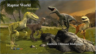 Game Raptor World Multiplayer App