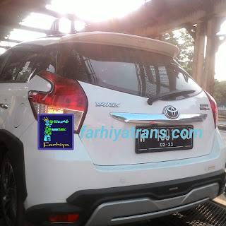 Kirim mobil Surabaya Bogor car carrier