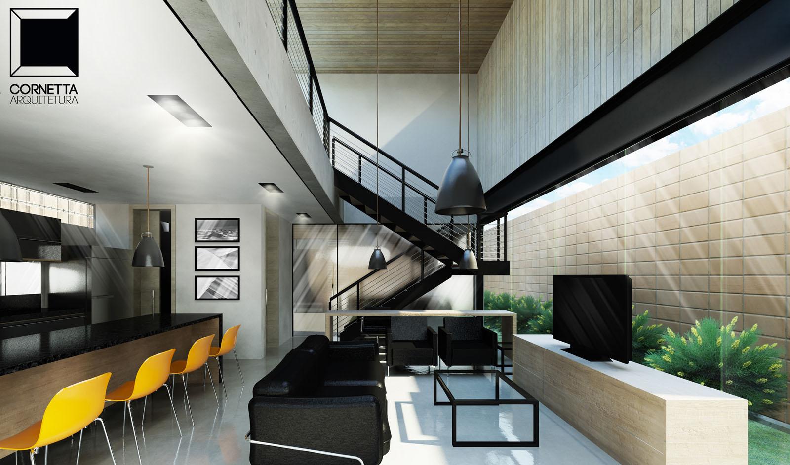 Apartamentos tipo loft que son y cuales son sus for Casa moderna tipo loft