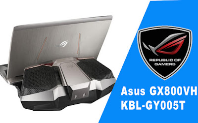 Asus GX800VH-KBL-GY005T
