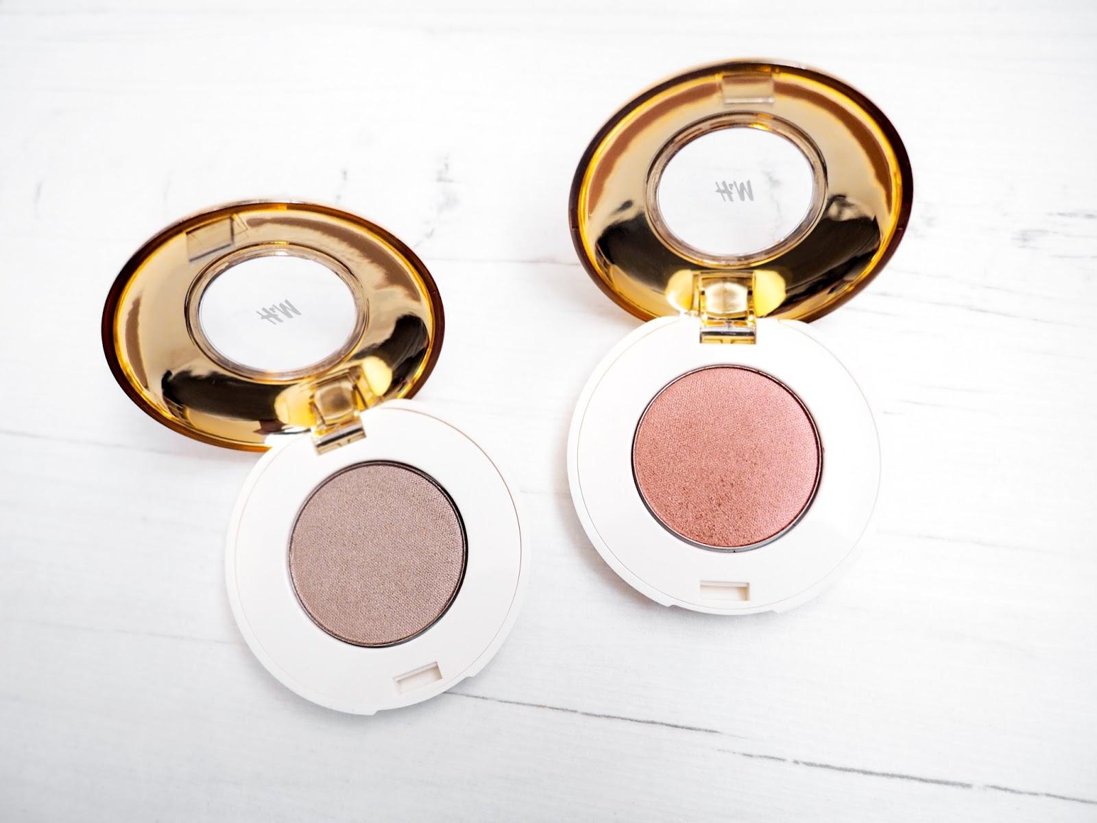 H&M Beauty Eyeshadows Shiitake Russet Rose