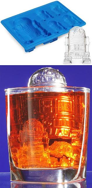 夏に欲しい?個性的な氷を作れる製氷皿、6選 R2D2