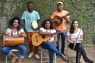 Grupo de Samba e de Choro