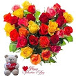 Best Online Flowers Delivery in India ~ Expressions Flora