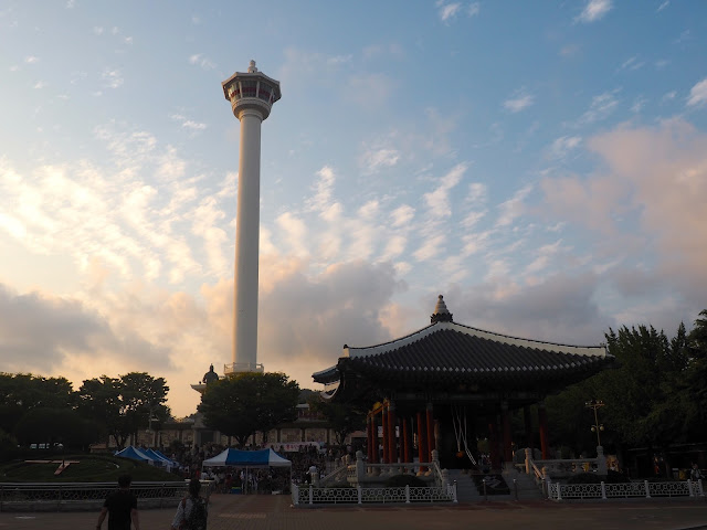 Busan Tower, Busan, South Korea