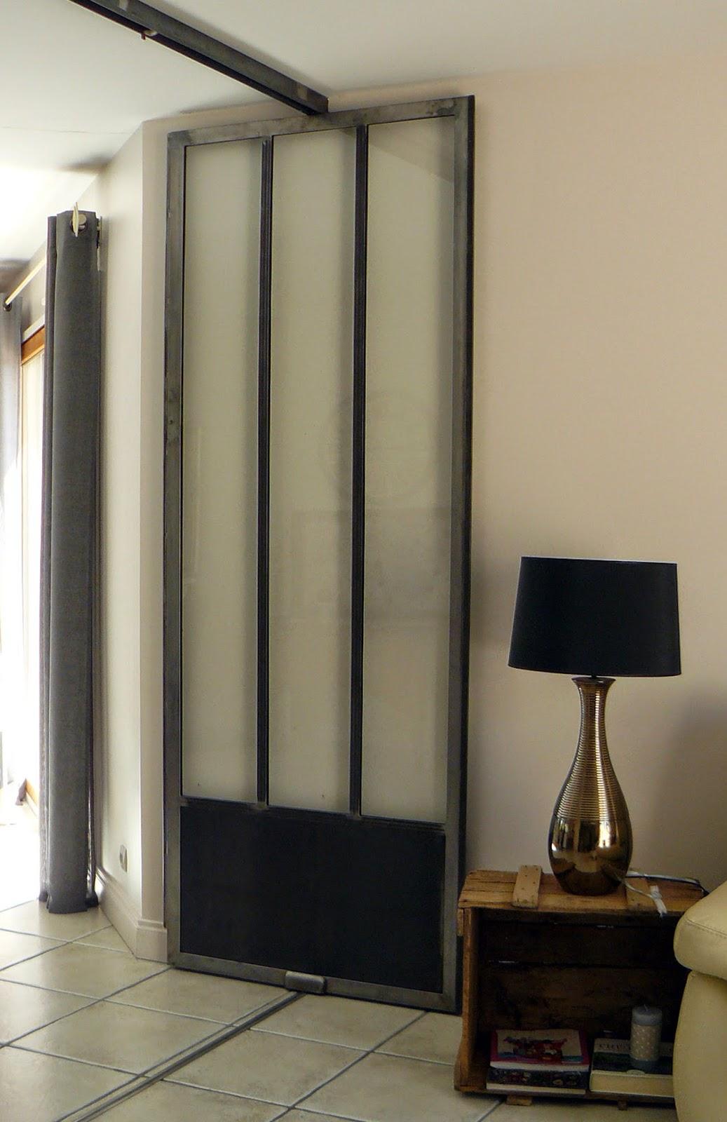 Ferronnerie m tallerie serrurerie 79 deux s vres l 39 art du - Cloison verre atelier d artiste ...