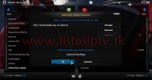 Add-on - Stallion IPTV - KODI - TV de todo o Mundo