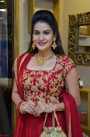 Jenny Honey in Stunning Dark Red Anarkali Dress at Splurge   Divalicious curtain raiser ~ Exclusive Celebrities Galleries 064.JPG