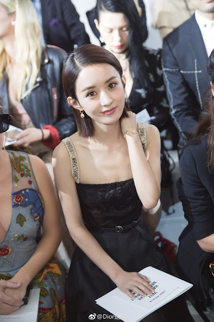 Zhao Li Ying Paris Fashion Week