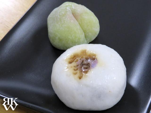 薯蕷饅頭 求肥@御菓子司 喜久月 文京区 本郷三丁目駅