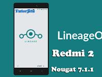 Custom Rom LineageOS 14.1 Nougat Xiaomi Redmi 2