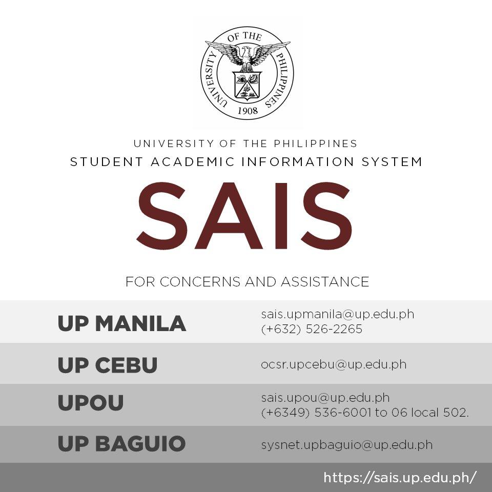 UPLB SAIS