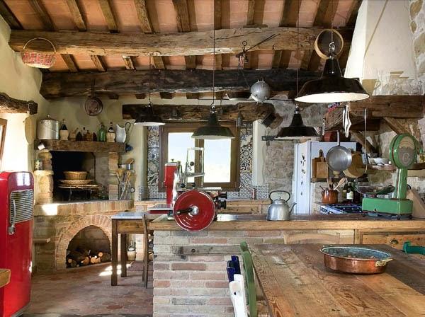 ESTILO RUSTICO Casa de Vacaciones Rustica  Rustic House