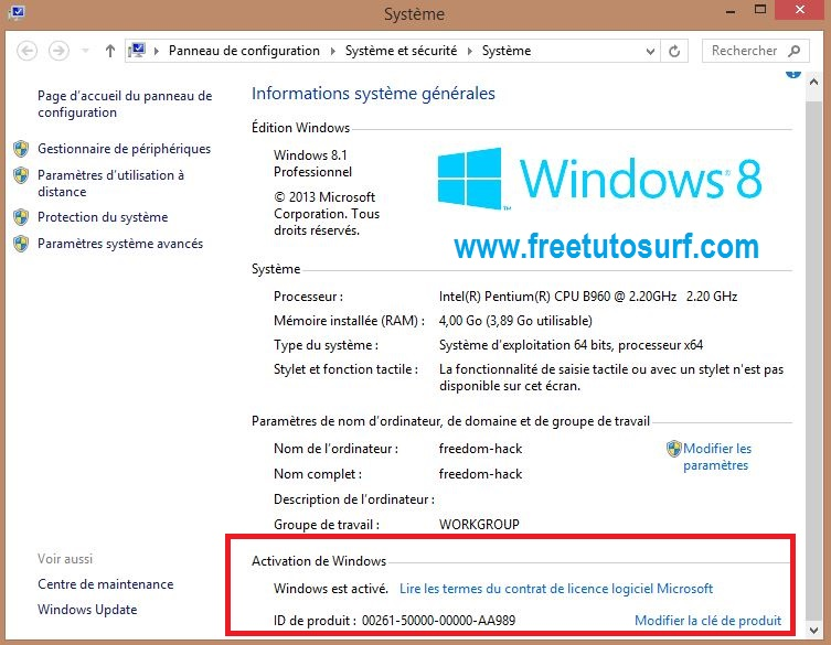 telecharger crack windows 7 professionnel 32 bits gratuit